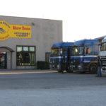 negozio truck point esterno