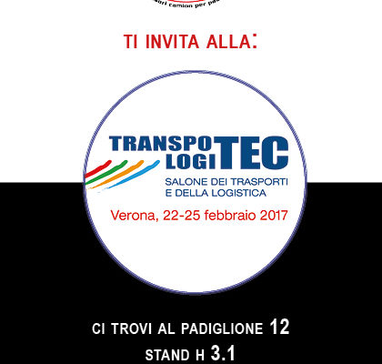 transpotec 2017 stand truck point